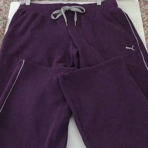 Puma pants ankle length